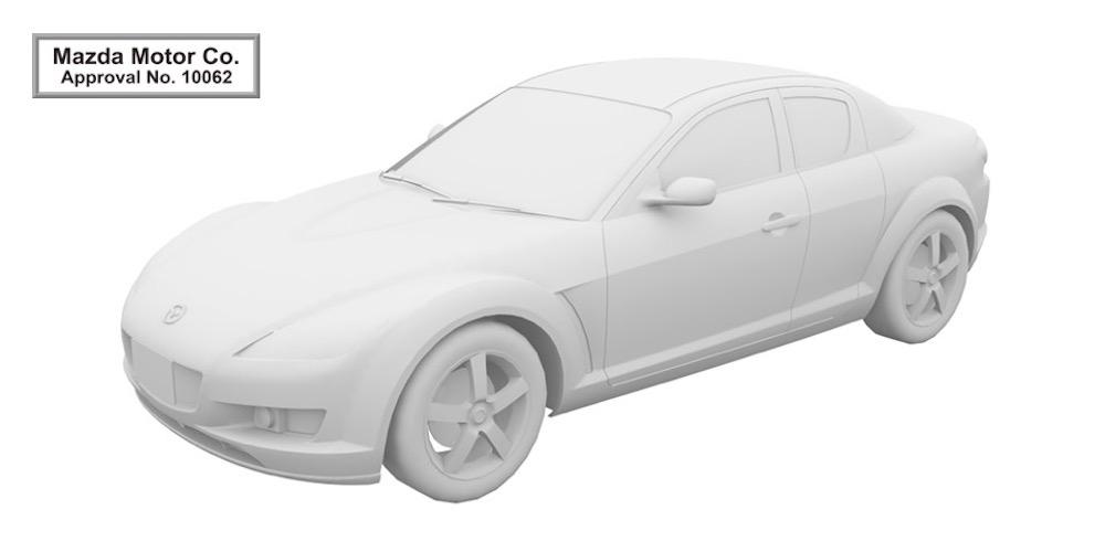 RX-8 '03