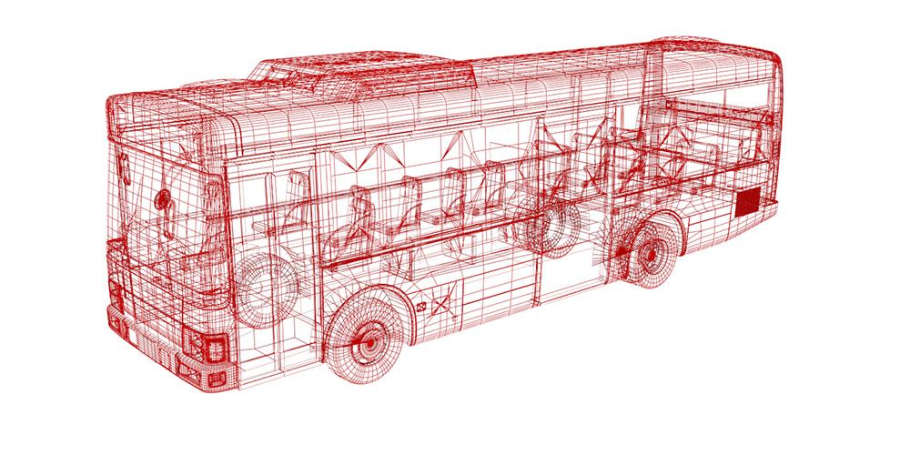 ERGAmio(中型路線バス)'11