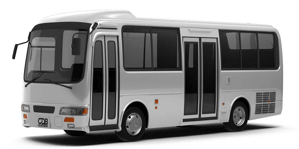 Journey J (小型路線バス)'12