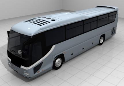 GALA/HI-DECKER(貸切バス)