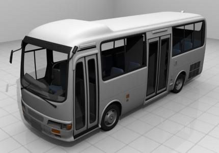 Journey J (小型路線バス)